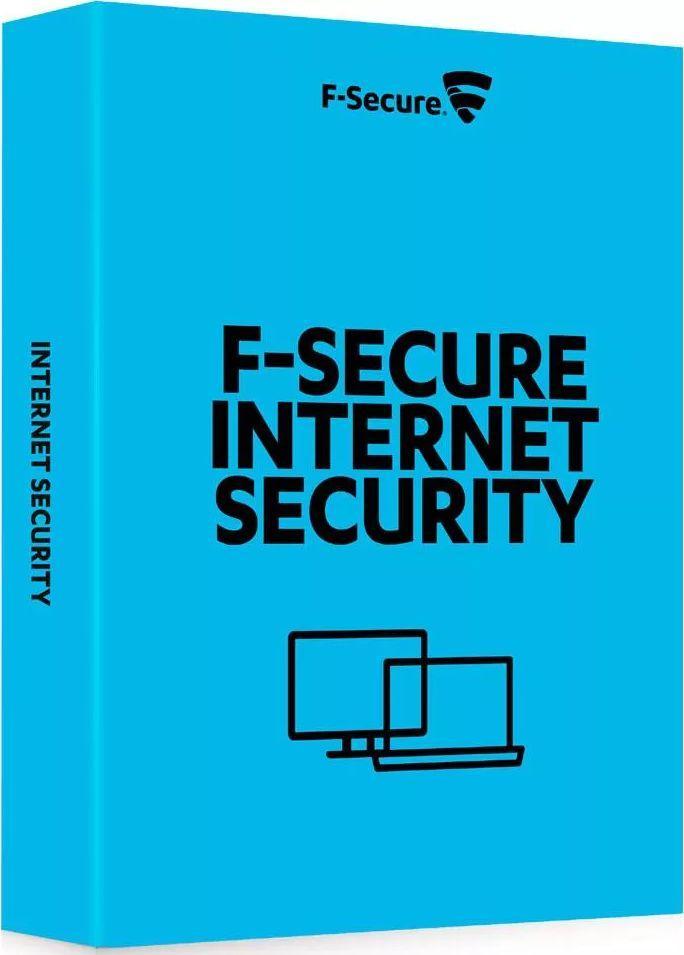 F-Secure Internet Security Odnowienie (1 rok 1 PC) (FCIPUP1N001E2) 1