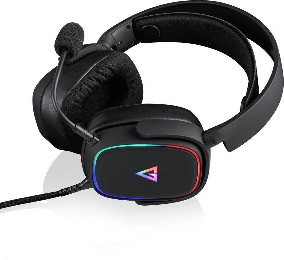 Słuchawki Modecom Volcano MC-899 Prometheus 7.1 virtual sound (S-MC-899-PROMETHEUS-100) 1