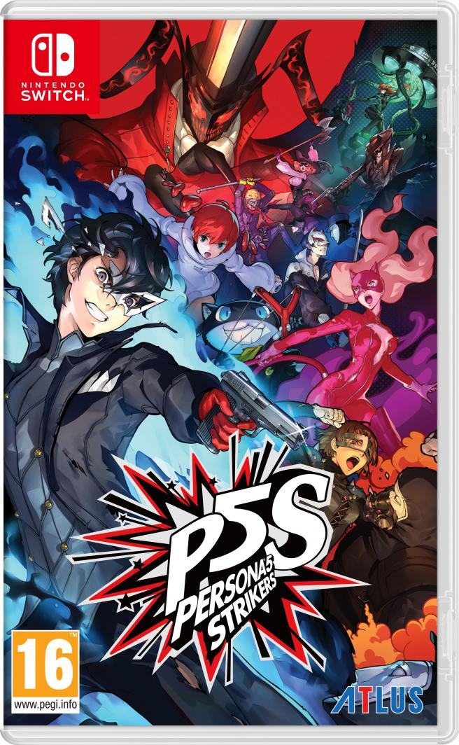 Persona 5: Strikers Nintendo Switch 1