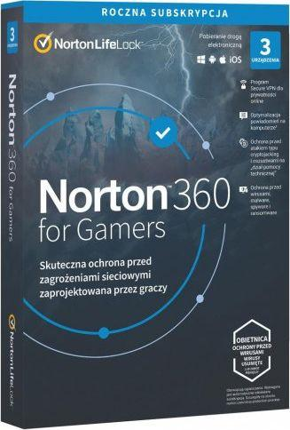 NORTON NortonLifeLock 360 for Gamers 1