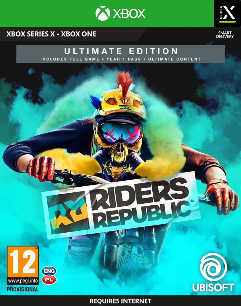 Riders Republic Ultimate Edition Xbox Series X 1