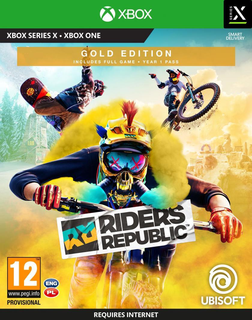 Riders Republic Gold Edition Xbox Series X 1