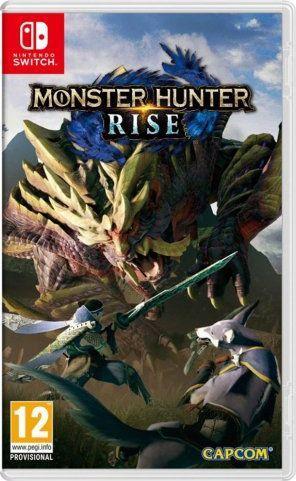 Monster Hunter Rise Nintendo Switch 1