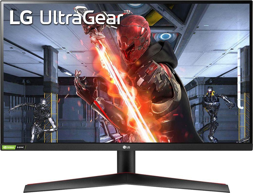 Monitor LG UltraGear 27GN600-B 1