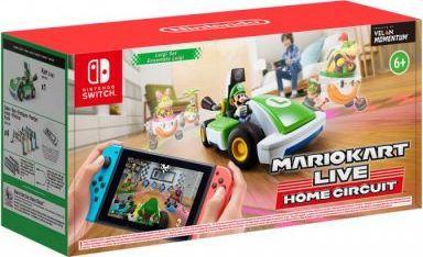 Mario Kart Live Home Circuit - Luigi Nintendo Switch 1