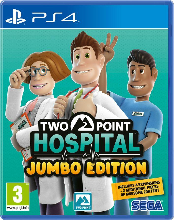 Two Point Hospital Jumbo Edition 1