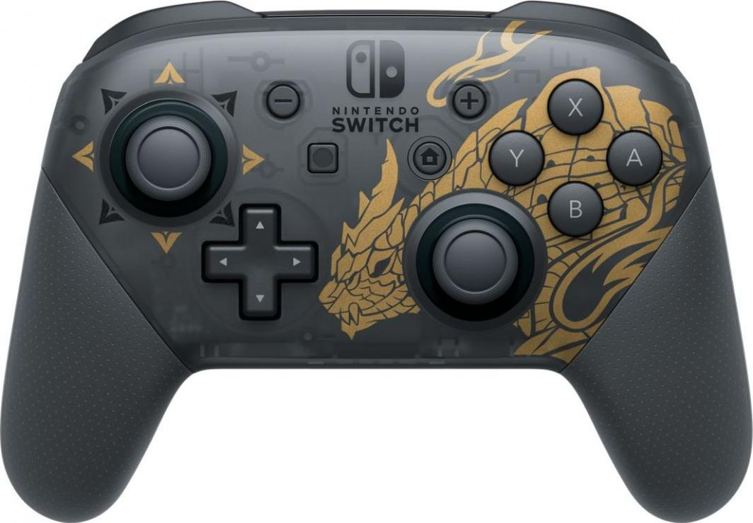Gamepad Monster Hunter Rise Edition do Nintendo Switch 1