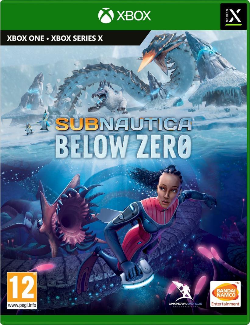 Subnautica Below Zero Xbox Series X 1