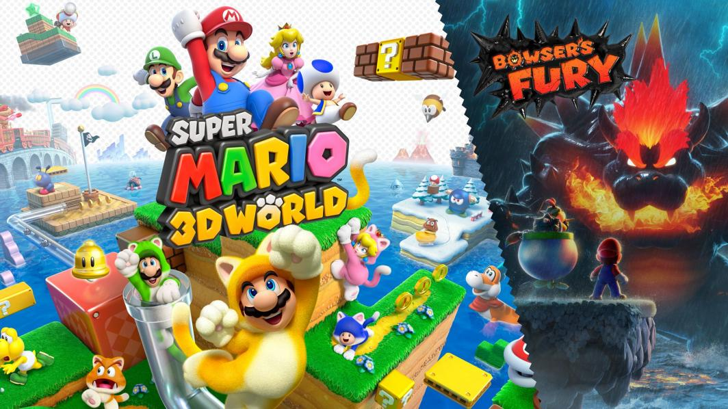 Super Mario 3D World + Bowser's Fury 1