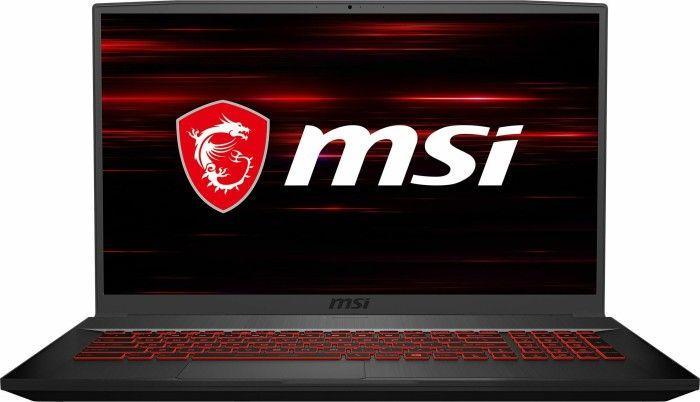 Laptop MSI GF75 Thin 10UEK-038XPL 16 GB RAM/ 512 GB M.2 PCIe/ 1