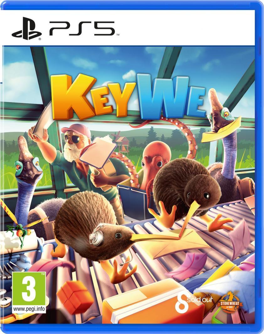 KeyWe 1