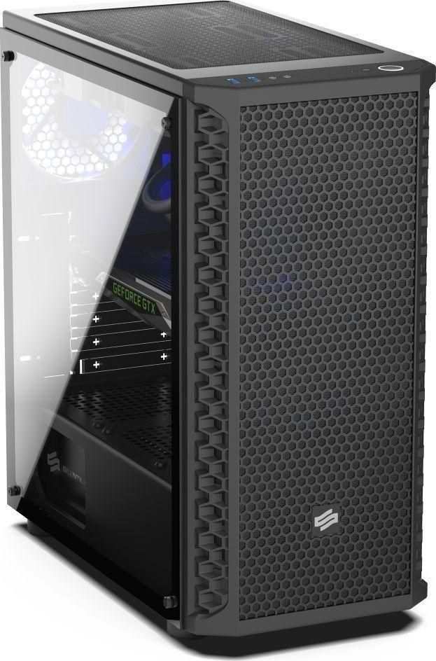 Komputer Game X G500, Core i5-10400F, 16 GB, GTX 1660 Ti, 500 GB M.2 PCIe 1 TB HDD  1