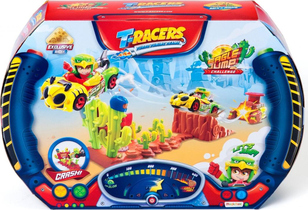 Magic Box T-Racers - Eagle Jump Zestaw 1