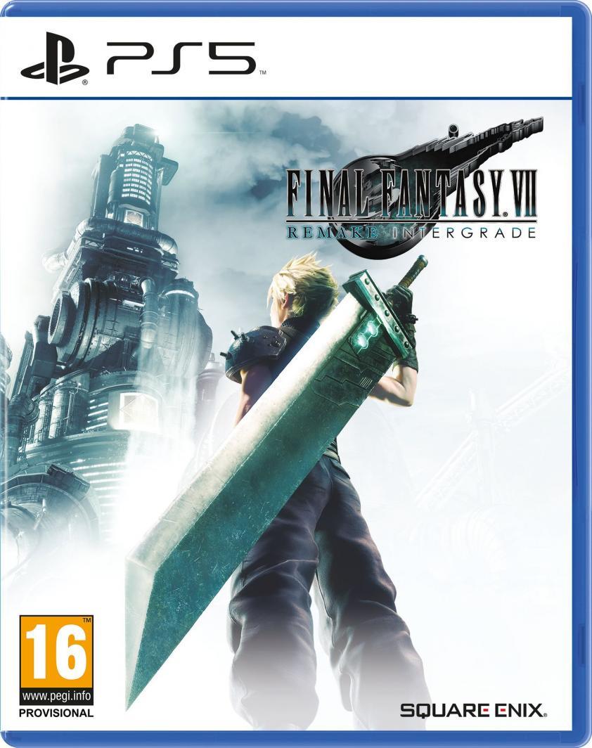 Final Fantasy VII Remake Intergrade PS5 1
