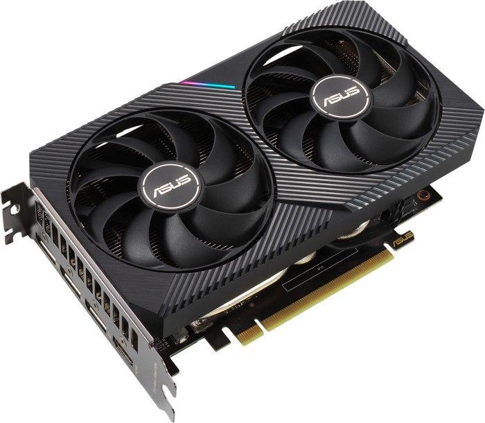 Karta graficzna Asus Dual GeForce RTX 3060 Gaming OC 12GB GDDR6 (DUAL-RTX3060-O12G) 1