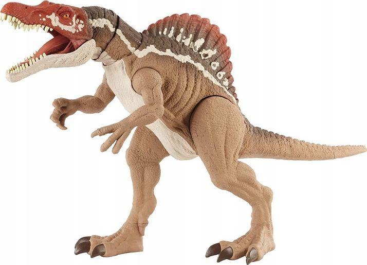 Mattel Dinozaur Spinozaur Jurassic World Mega Gryz (HCG54) 1