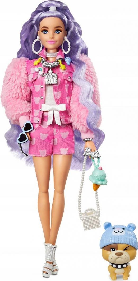 Barbie Extra Moda (GRN27/GXF08) 1