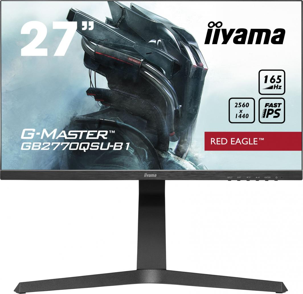 Monitor iiyama G-Master GB2770QSU-B1 Red Eagle 1