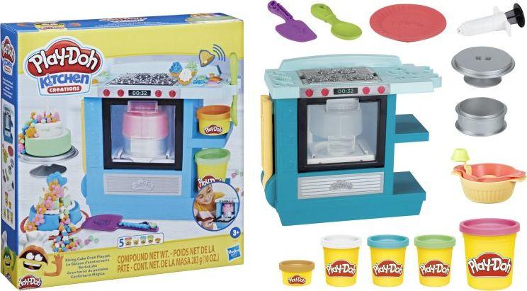 Play-Doh Ciastolina Torty Piekarnik + Akcesoria (F1321) 1
