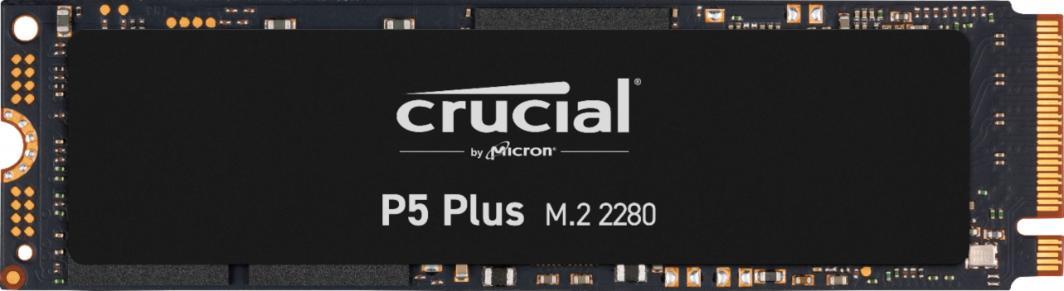 Dysk SSD Crucial P5 Plus 500 GB M.2 2280 PCI-E x4 Gen4 NVMe (CT500P5PSSD8) 1