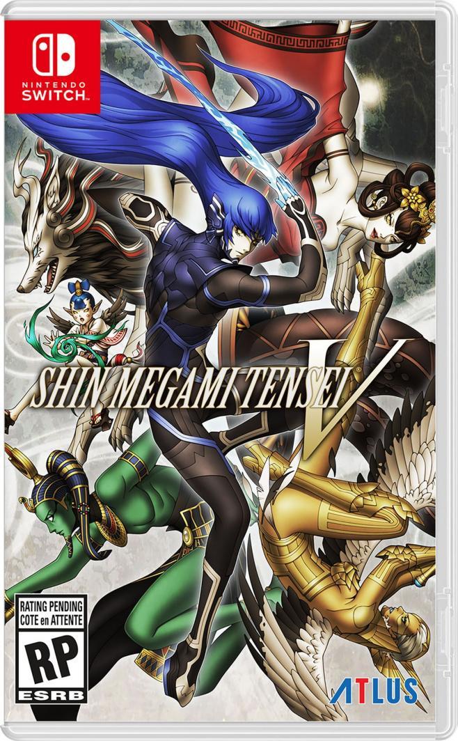 Shin Megami Tensei V Nintendo Switch 1