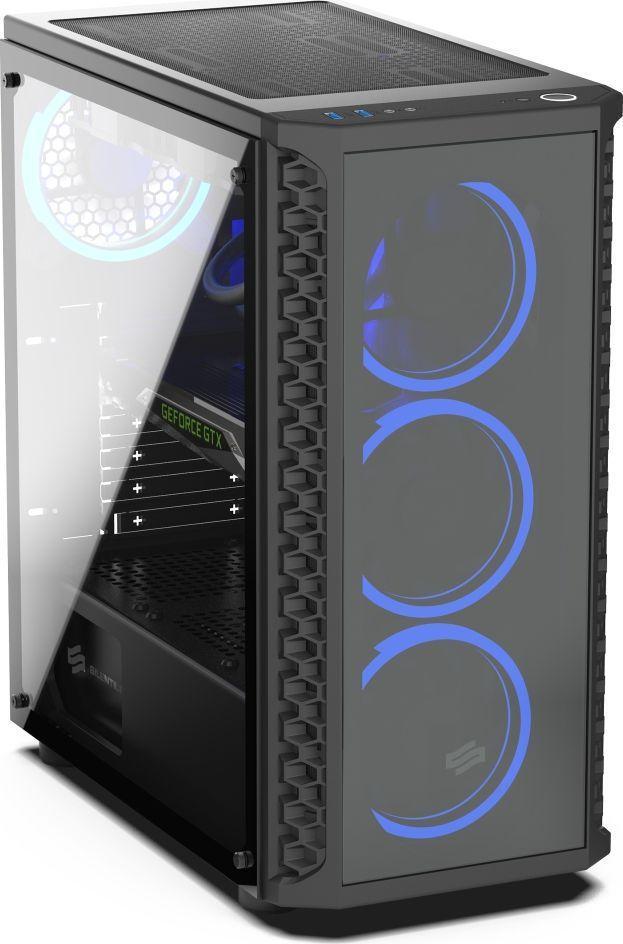 Komputer Game X Ryzen 5 3600, 16 GB, RTX 2060, 256 GB M.2 PCIe 2 TB HDD  1