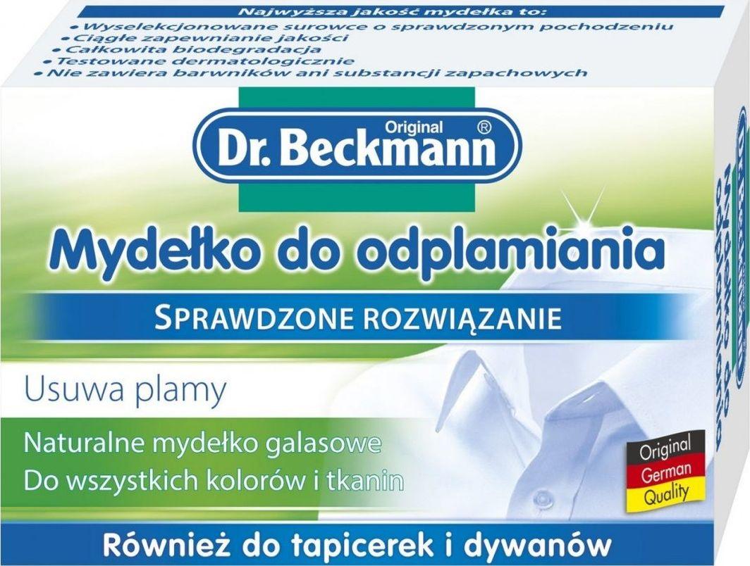 Dr. Beckmann Dr.Beckmann Mydełko Do Odplamiania 100g 1