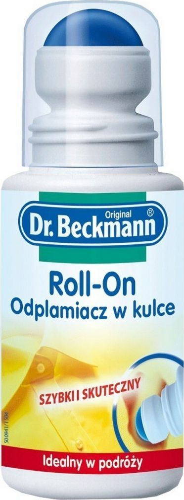 Dr. Beckmann Dr.Beckmann Odplamiacz W Kulce Roll-On 75ml 1