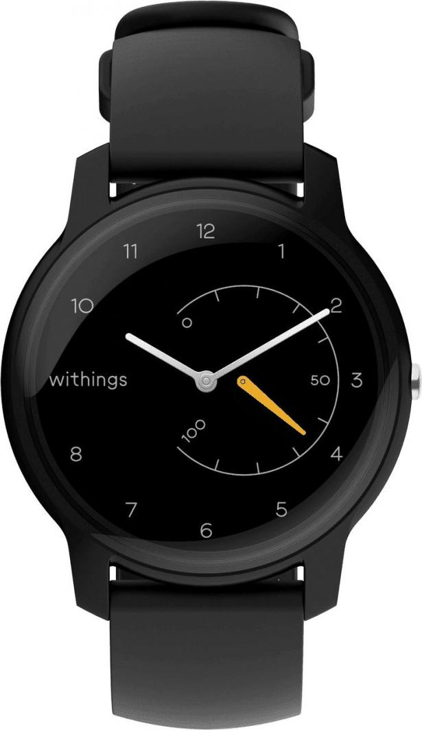 Smartwatch Withings Move Czarny  (HWA06-model 1-all-Int) 1