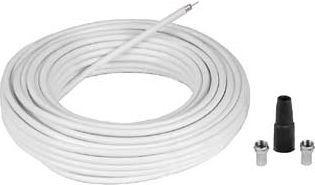 Kabel Hama Antenowe 10m biały (566060000) 1