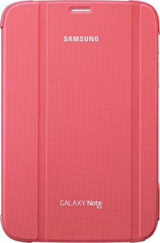 Etui do tabletu Samsung Galaxy Note 8.0 Book Cover Różowy (EF-BN510BPEGWW) 1