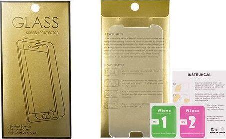 Szkło Hartowane Glass Gold do Nokia 2.1 uniwersalny 1