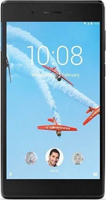 "Tablet Lenovo Tab E7 7"" 16 GB Czarny  (ZA400050PL) 1"