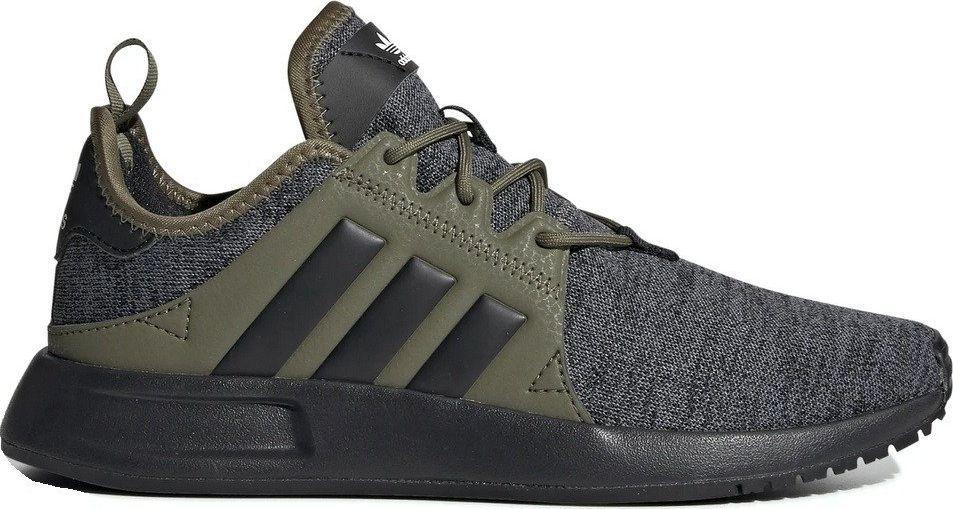 Adidas Buty dziecięce Originals X_PLR grafitowo zielone r. 38 (CG6812) ID produktu: 6004681