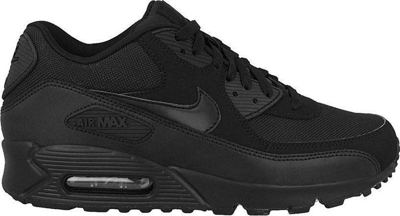 buty meskie nike air max czarne