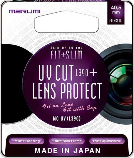 Filtr Marumi Filtr Marumi Fit + Slim UV 40,5mm uniwersalny 1