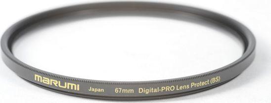 Filtr Marumi Filtr Marumi Digital PRO Lens Protect 55mm uniwersalny 1
