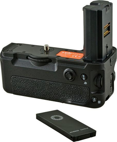 Jupio JUPIO BATTERY GRIP do Sony A7 III, A7R III, A9 uniwersalny 1
