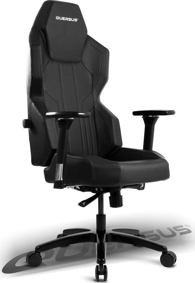 Fotel Quersus GEOS 702 (Czarny) 1