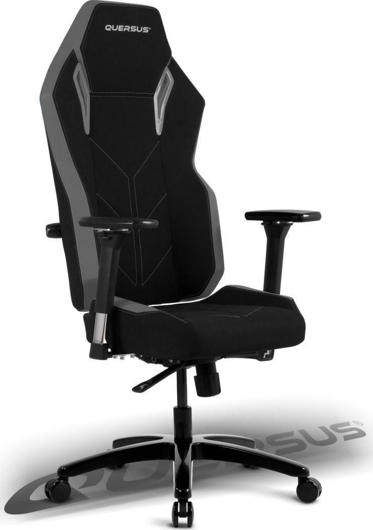 Fotel Quersus VAOS 501 Czarno-szary (V501/XA) 1