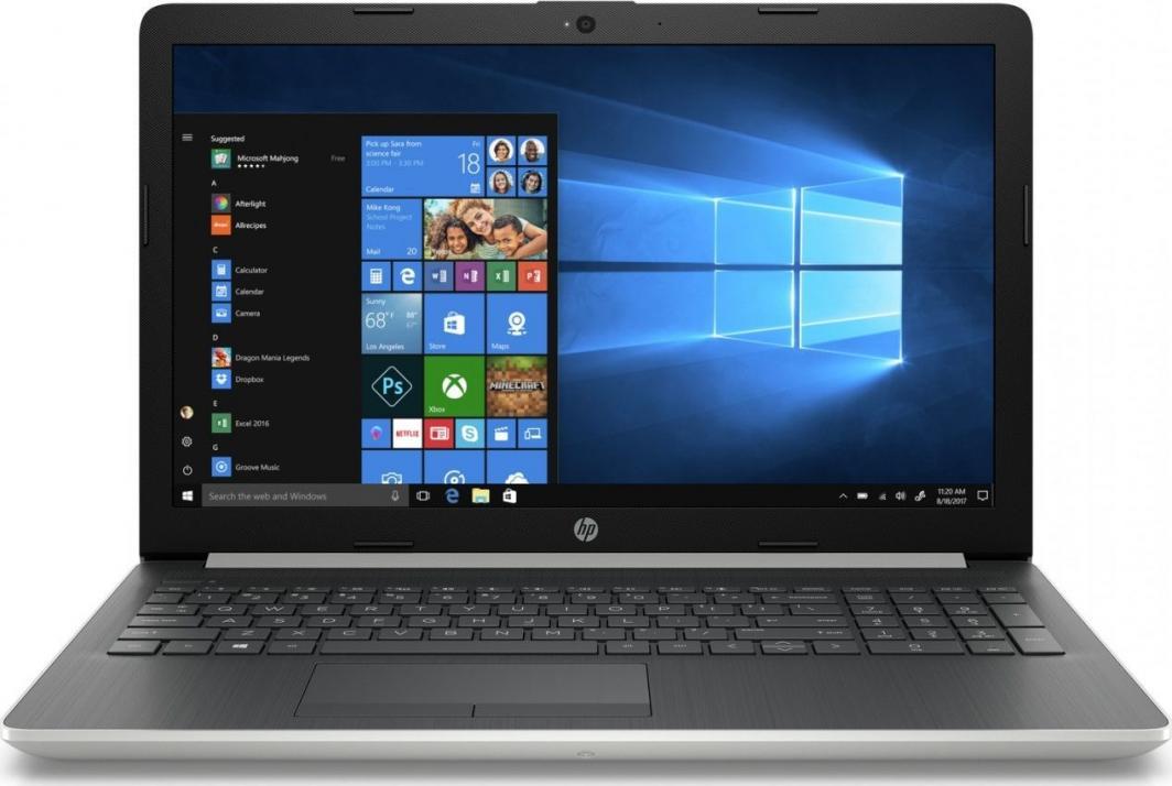 Laptop HP 15-da1007nc (5QU71EAR) 1