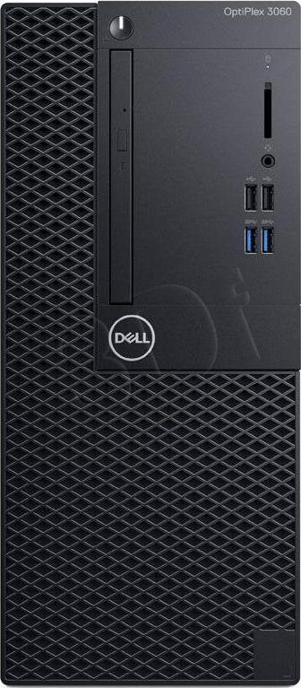 Komputer Dell Optiplex Core i3-8100, 8 GB, Intel HD Graphics 630, 1 TB HDD Windows 10 Pro 1