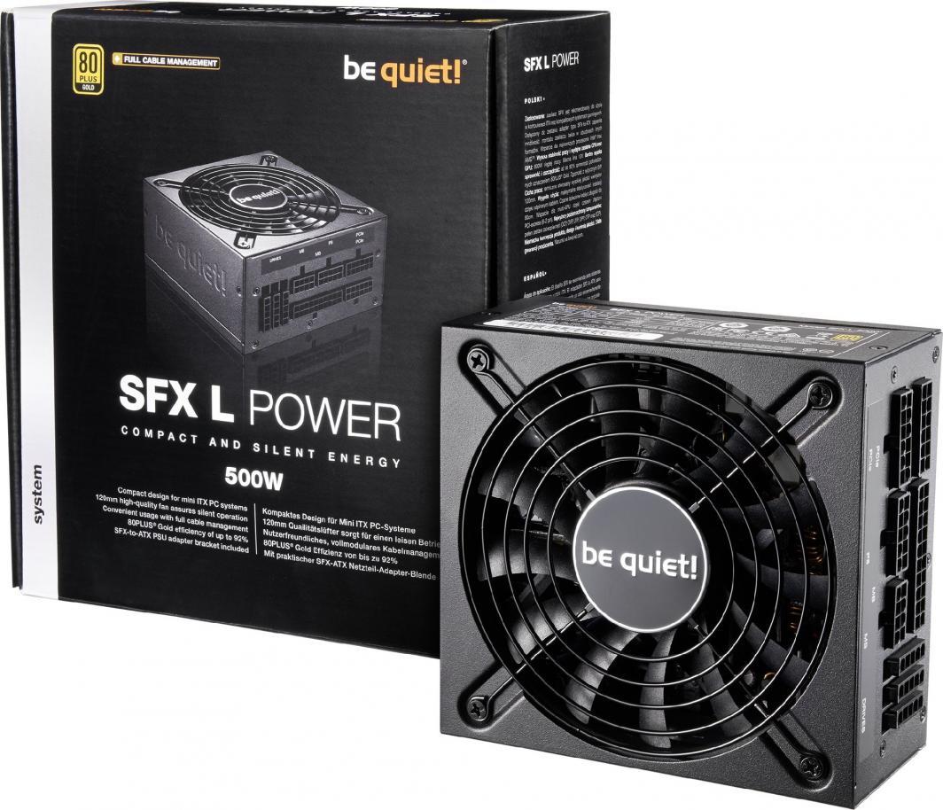 Zasilacz be quiet! SFX-L Power (BN238) 1