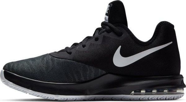 Buty NIKE Air Max Infuriate III Low AJ5898 001 BlackWhite