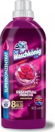 Płyn do płukania Der Waschkönig Superkoncentrat do płukania Der Waschkönig C.G. Essential Frische 875 ml – 35 WL uniwersalny 1