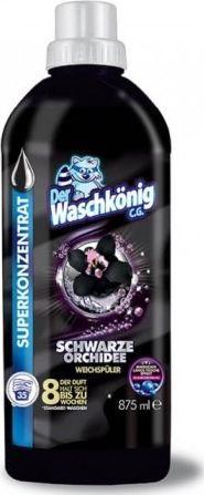 Płyn do płukania Der Waschkönig Superkoncentrat do płukania Der Waschkönig C.G. Schwarze Orchidee 875 ml – 35 WL uniwersalny 1