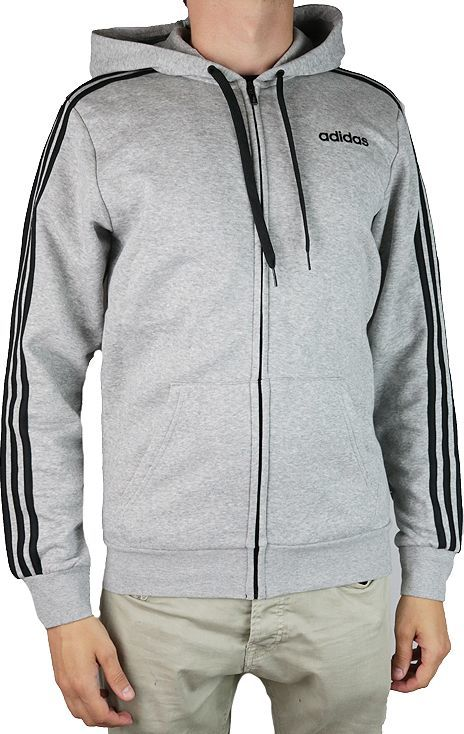 Bluza męska 3 Stripes Adidas Originals (szara)