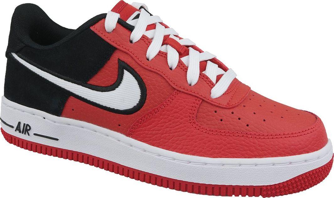 Nike Buty dziecięce Air Force 1 Lv8 1 Gs czerwone r. 40 (AV0743 600) ID produktu: 6014596