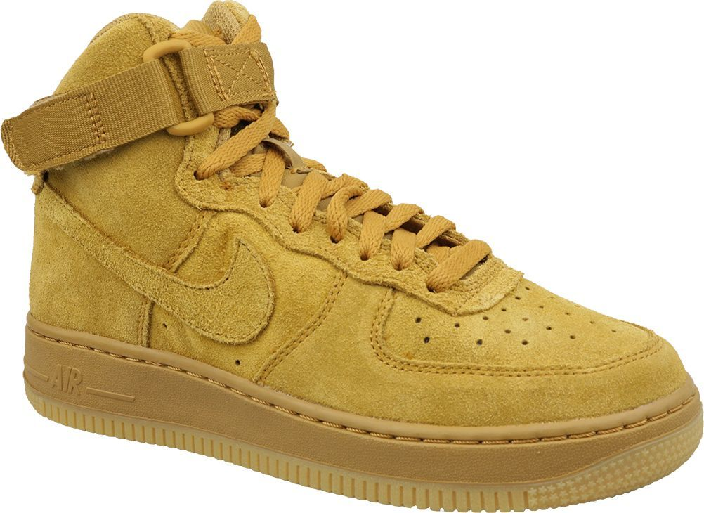 Nike Buty dziecięce Air Force 1 High Lv8 Gs żółte r. 38 (807617 701) ID produktu: 6014613