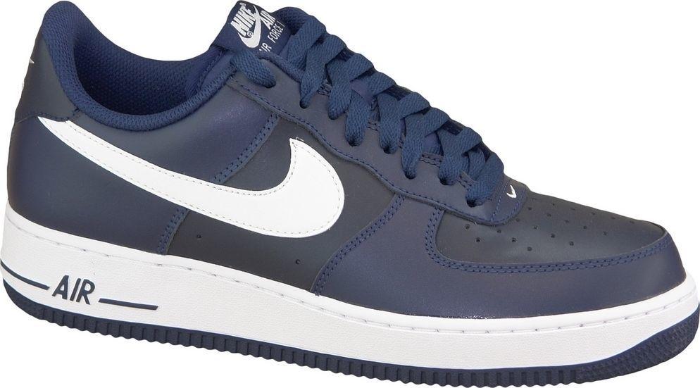 Buty Nike Air Force 1' 07 M 488298 436 granatowe